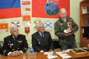 Открытие первичного отделения Боевого Братства в поселке Володарского