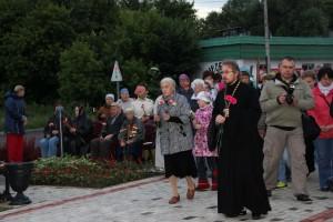 Свеча памяти июнь 2014
